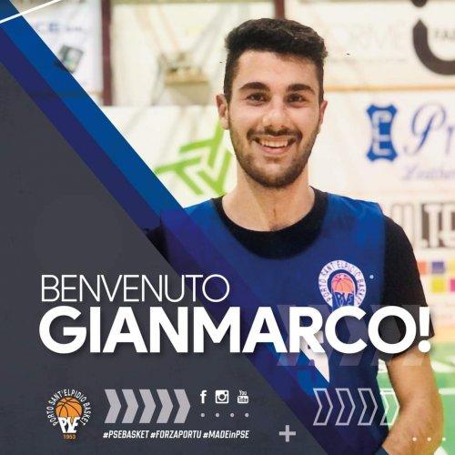 Il Porto S.Elpidio Basket firma l'under Gianmarco Scandale
