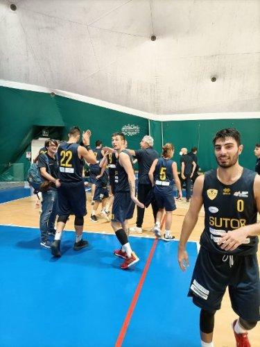Luiss Roma - Sutor Basket Montegranaro  62-70