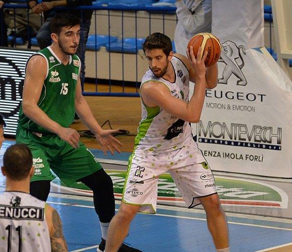 Rekico Faenza vs Orva Lugo 92-73