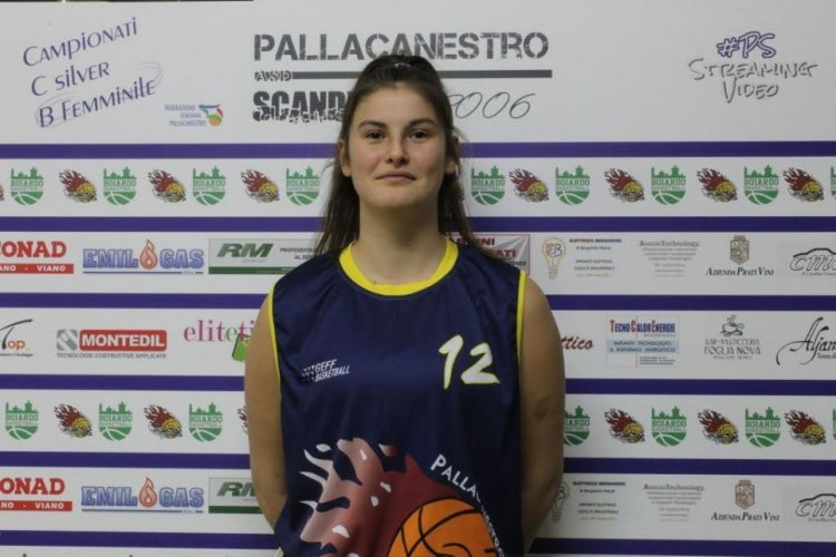 Basket Club Val d'Arda vs Pall. Scandiano  65-33