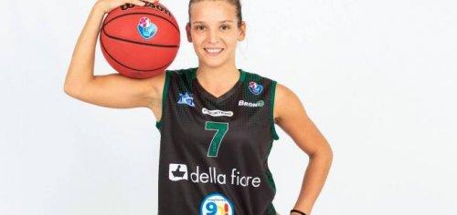 Giulia Moroni inizia la stagione con il Basket Girls Ancona