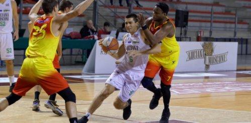 Luciana Mosconi Ancona - Giulia Basket è la prima giornata