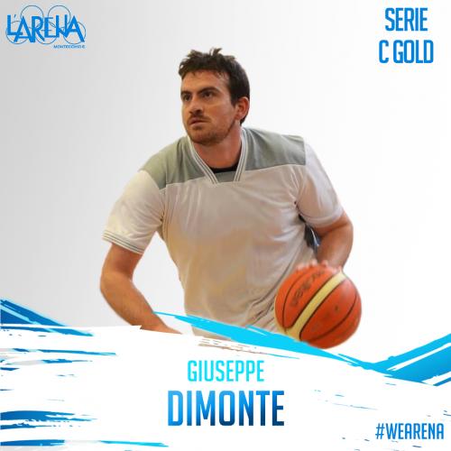 Basket L'Arena Montecchio E.: Rescissione consensuale di Giuseppe Dimonte
