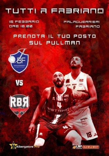 Albergatore Pro RBR : Fabriano chiama... Rimini risponde!