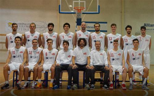 VB Grifo Basket-Party & Sport: 65-74 (19-11, 30-37, 55-53)