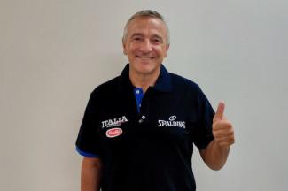 LBF :Intervista esclusiva a coach Lino Lardo dopo il primo raduno della Nazionale