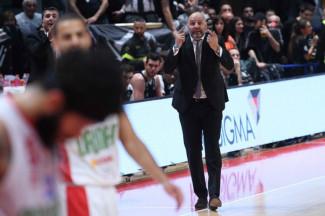 Top 16 EuroCup, le dichiarazioni di Coach Djordjevic alla vigilia della trasferta di Trento