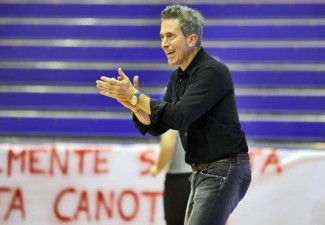 New Flying Balls Ozzano-RivieraBanca Basket Rimini, prepartita con Coach Massimo Bernardi