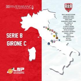 RivieraBanca Basket Rimini - Serie B 2021-2022:  nel girone C!