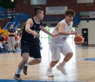 Basket - trofeo delle regioni 2019 prima giornata