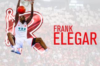Pallacanestro Reggiana : La Unahotels ha il suo Big Man : Ingaggiato Frank Elegar