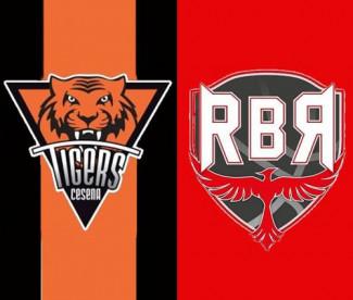 Amadori Tigers Cesena – Rinascita Basket Rimini 73 – 51 (18-11; 14-14; 24-11; 17-15)