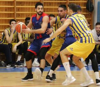 Pallacanestro Fiorenzuola vs Bologna basket 2016   53-69