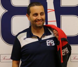 Bologna Basket 2016 . Esonerato coach Matteo Lolli