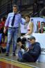 Ancona-Albergatore Pro RBR, prepartita con Coach Bernardi