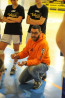Nuova Virtus Cesena : Fabio Lisoni rinnova il suo impegno nel basket femminile cesenate