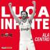 Luca Infante è un nuovo giocatore della Pallacanestro Mantovana.