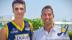 Angels Basket Santarcangelo : Alessandro  Scarponi di ritorno da Roma per il Progetto Angels