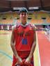Grifo Basket Imola:  Arrivo in casa bianco blu è quello di Nicoló Bisi