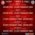 Pallacanestro 2.015 Unieuro Forlì - Eurobasket Roma , definiti gli orari delle partite