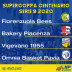 """Supercoppa """"Centenario"""" serie B 2020: Fiorenzuola Bees e il suo girone"""