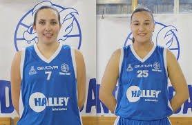 La Thunder Halley Fabriano mantiene l'asse play/pivot: Stronati e Franciolini