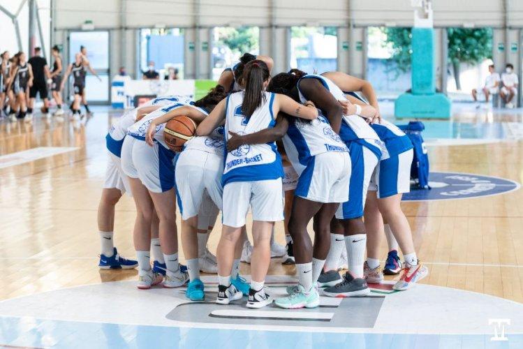 Halley Thunder Basket Matelica   - serie A2 femminile - Comunicato ufficiale della società