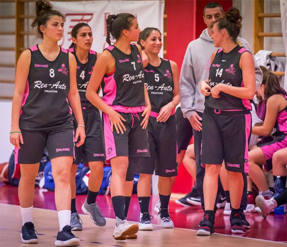 Happy basket vs Libertas Forlì 85-28