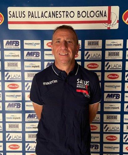 Stagione 2020/21: la Salus Basket Bologna firma Marco Lucaccini