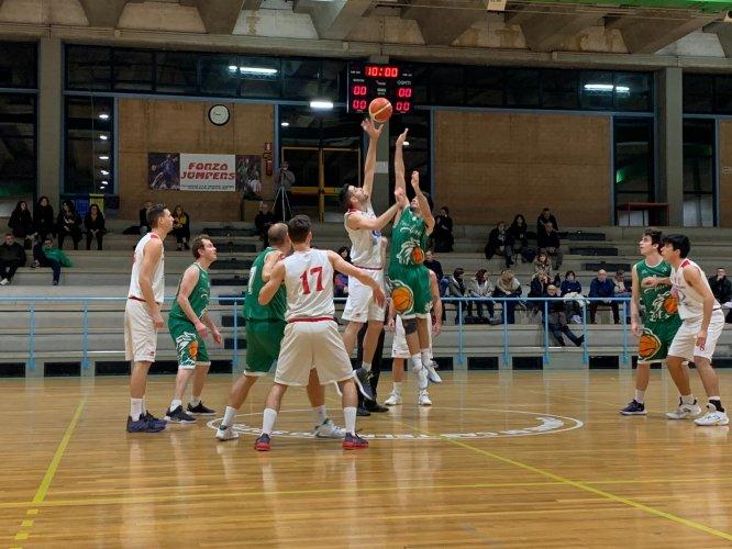 Rebasket Castelnovo – Ottica Amidei Basket Castelfranco 62-57