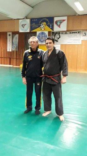 """Luca Cervi """" Il Ju Jitsu è una scuola di sport e di vita"""""""