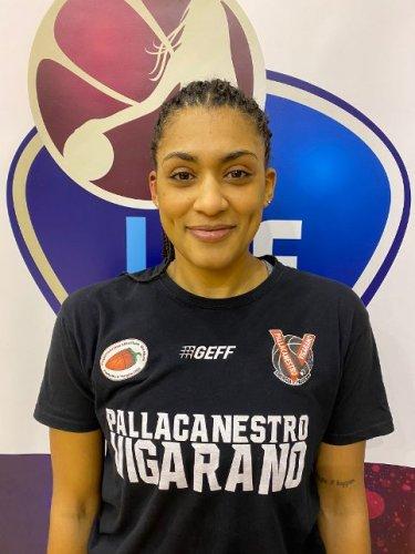 Pallacanestro Vigarano : Presentiamo l'ultima arrivata in casa ferrarese - Jeanette Guilavogui