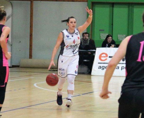 Faenza Basket Project A2 : In regia confermata # 4 Licia Schwienbacher.