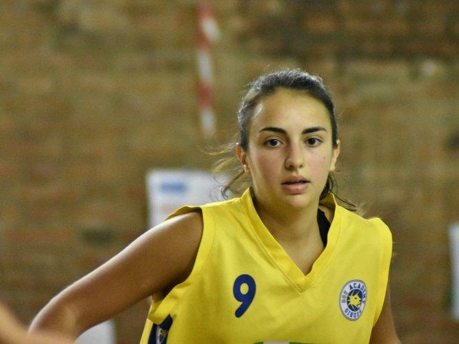 UP Calderara Pallacanestro – Pallacanestro Budrio 2012 73-48