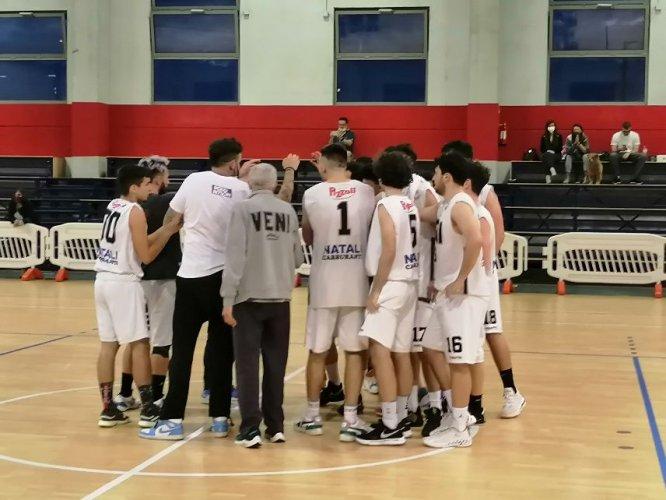 Veni Basket Pizzoli  - CMP Global Basket    63-71