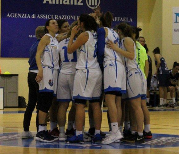 Feba Civitanova Marche - Gruppo Stanchi Roma 59-39