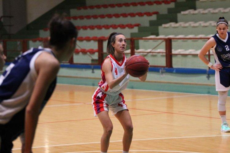 Libertas Basket Rosa Forlì – Magika Castel San Pietro 53-57  (20-19, 32-28, 36-39 )