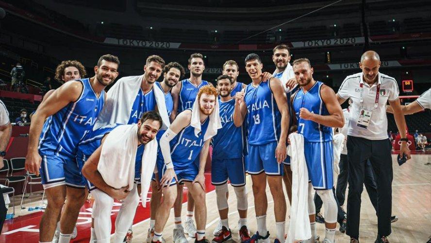 Nazionale A maschile - Tokyo 2020. Italia-Australia domani a Saitama (ore 10.20 italiane).