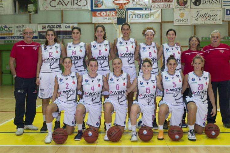 E-Work Faenza 71 – Cus Cagliari 60