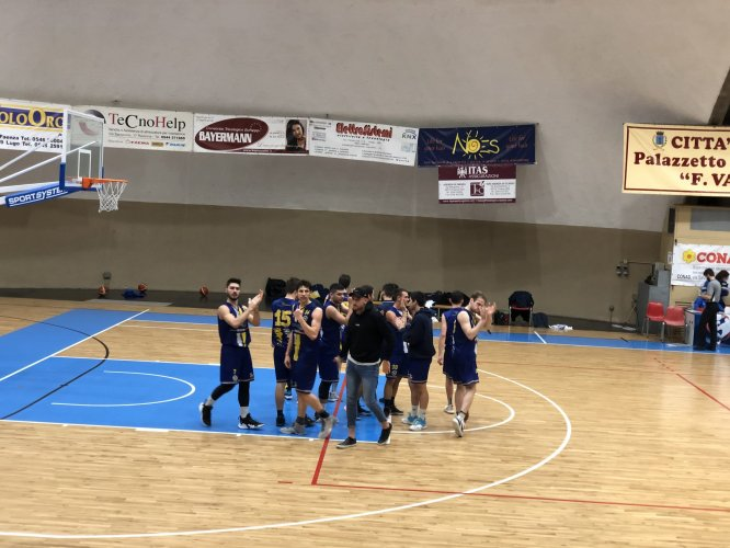 Basket Club Russi – Pallacanestro Budrio 54-64