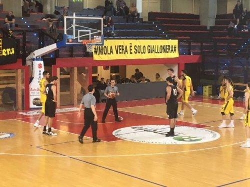 Virtus Spes Vis Imola   vs  Gaetano Scirea Bertinoro   69 - 56