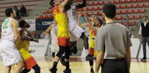 Luciana Mosconi Ancona – Giulianova Basket 85  65-69