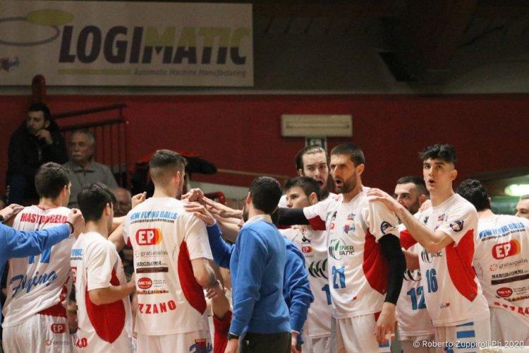 Sinermatic , pericolo Porto S. Elpidio Basket