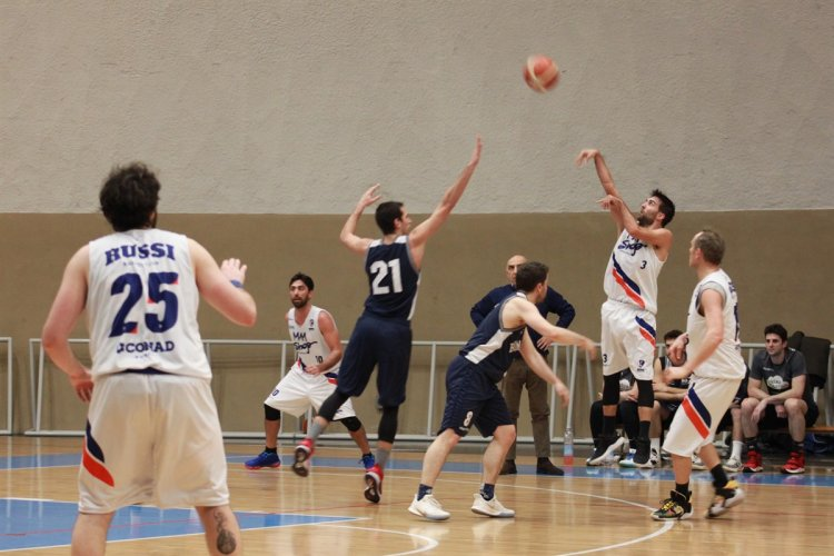 Basket Club Russi   -  Stefy Audace Bombers Basket  80 - 67