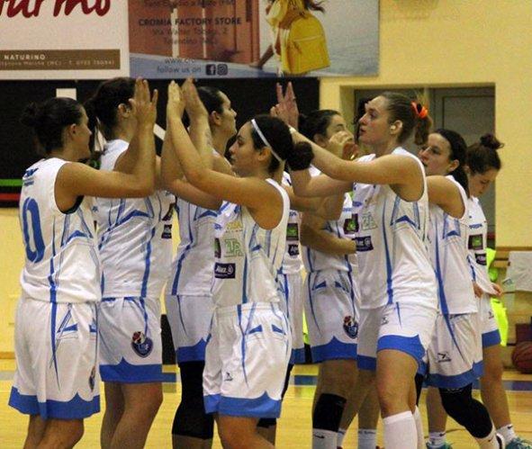 Feba Civitanova Marche all'esame Virtus Cagliari