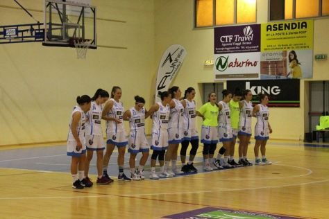 S. Salvatore Selargius   vs FEBA Civitanova Marche  77 - 70 D 1 T.S.