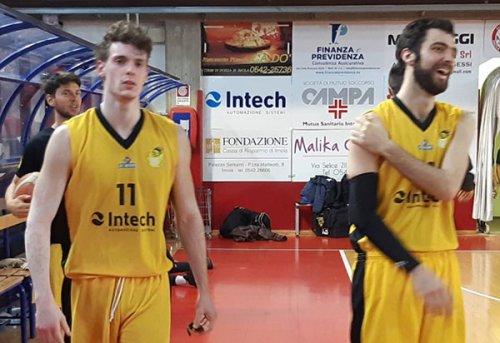 Gara-1 Playoff Pormzione - Intech basket Giallonero – Tigers forli' 53-47