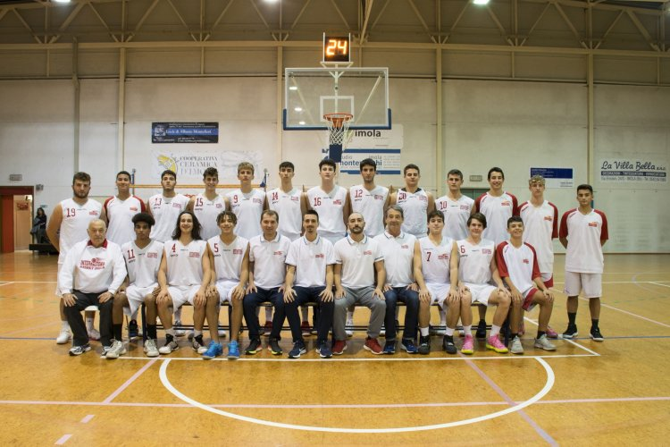 Pol. Stella Rimini   vs International Curti Basket Imola   72 - 76
