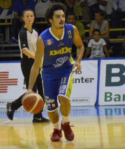 Jacopo Grassi alla Santarcangiolese Basket