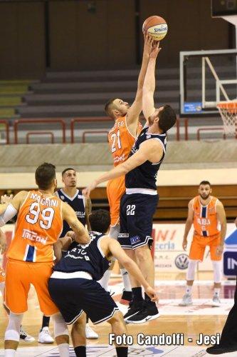 Pre - gara Virtus Civitanova Basket - Aurora Basket Jesi